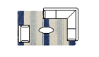 What Size Rug To Choose Home Dynamixhome Dynamix