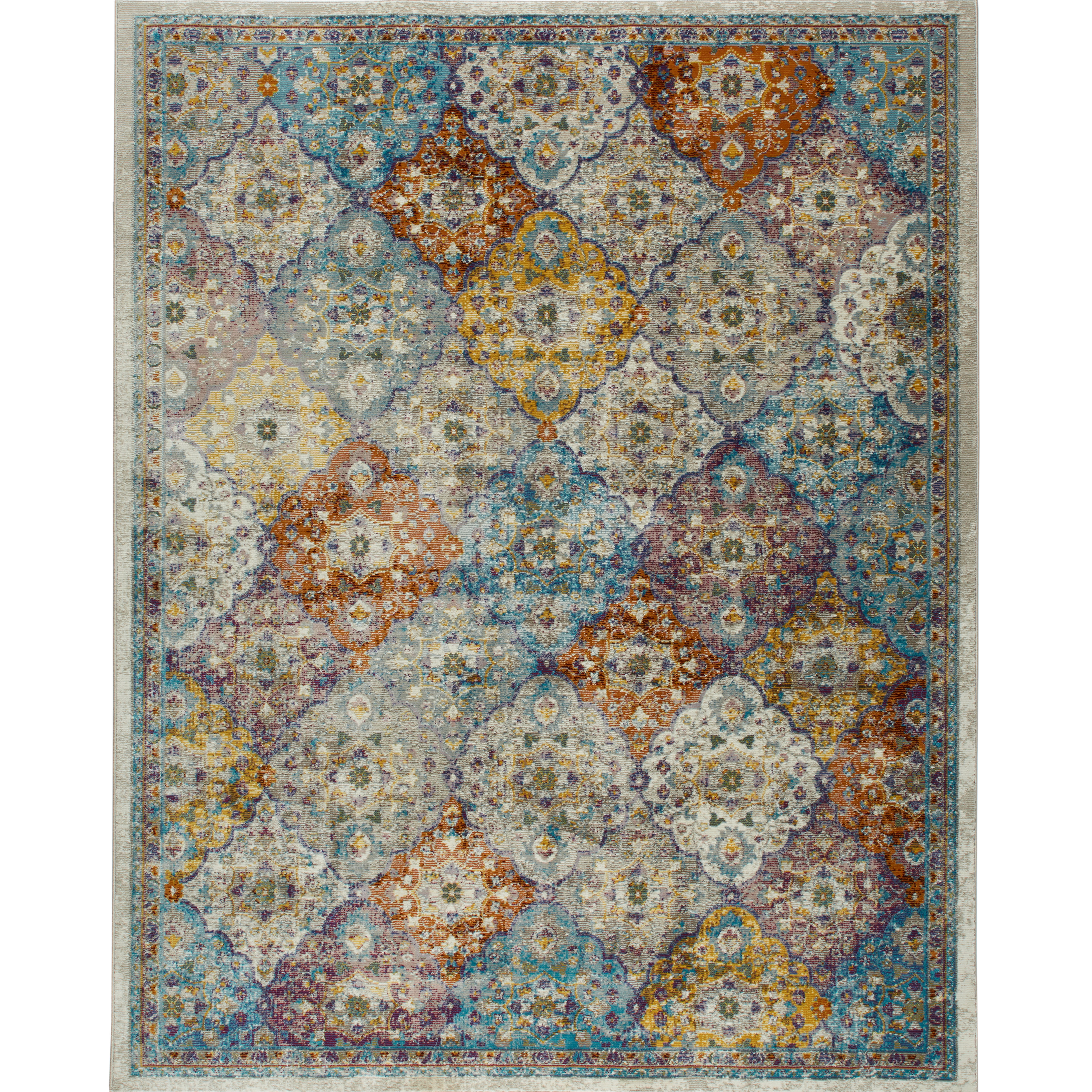 area by shipping miller rug overstock plush product rugs nicole today casey shag free garden home gray