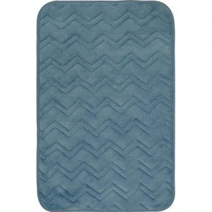 INDULGENCE-CHEVRON_370 Steel Blue